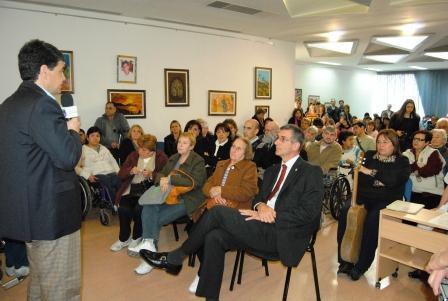Celebró sus 56 años de actividad el Instituto Municipal de Rehabilitación