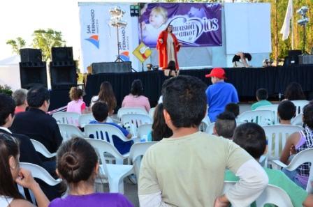 La Iglesia Rey de las Naciones realizó el Festival Invasión del Amor de Dios en San Fernando