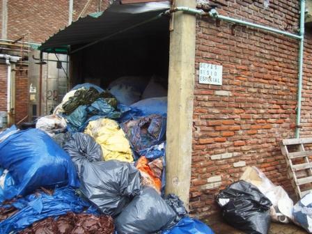 La municipalidad de Escobar clausuró una empresa por serias faltas de seguridad ambiental