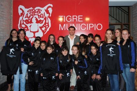 Más de 500 personas que realizan Patín Artístico en Tigre