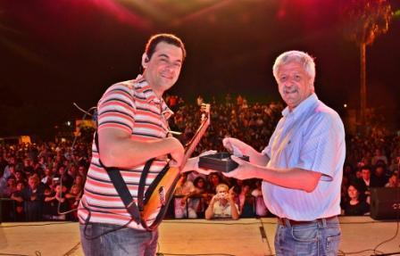 Miles de vecinos disfrutaron de la Fiesta del Litoral en San Fernando
