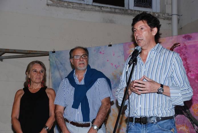 Con una gala lírica finalizó Arte + Comercios en San Isidro