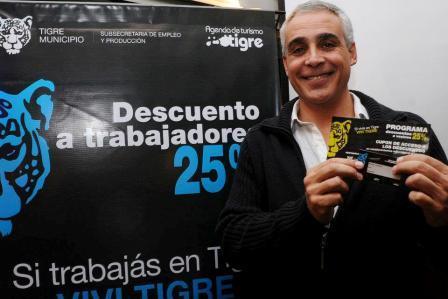 Se extiende la promoción de descuentos a vecinos y trabajadores de Tigre