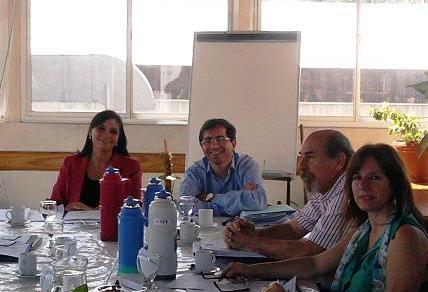 La Defensora del Pueblo de Vicente López visitó el Concejo Deliberante