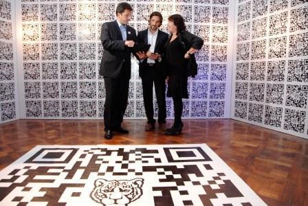 Tigre QR, que permite vincular el espacio público con la información online
