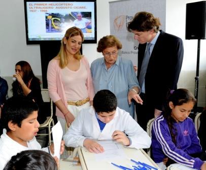 Lanzan talleres de inventos para niños en  la provincia de Buenos Aires