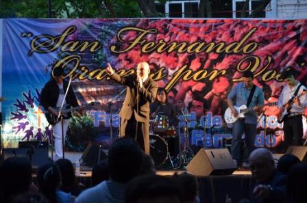 Se festejó el Día de la Oración en San Fernando