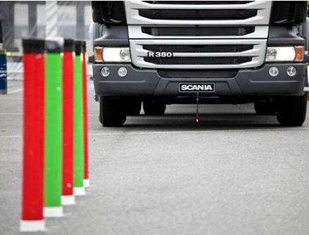 Llega a San Isidro la final del certamen mejor conductor de camiones de argentina 2012