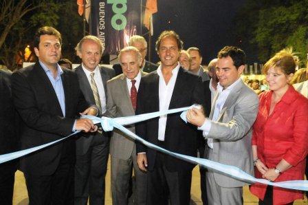 Tigre presente la segunda ronda de negocios regional – multisectorial, Expo Norte en San Nicolás