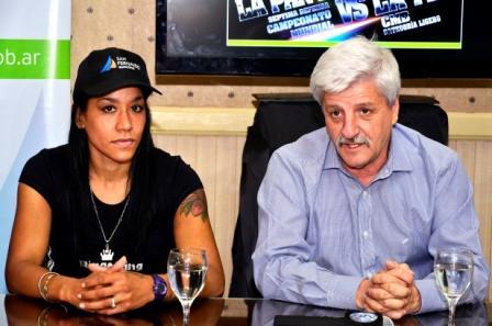 La Pantera Farías anunció un cambio de contrincante para su pelea en San Fernando