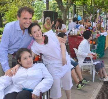Comenzó la Semana de la Discapacidad en San Martín
