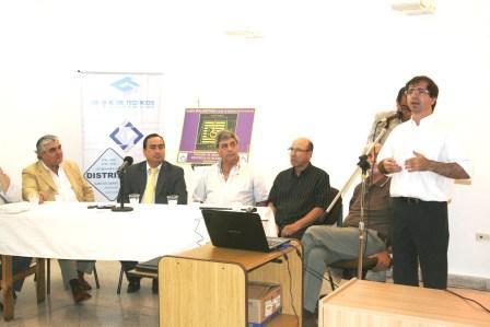 Charla-Debate sobre Accesibilidad Universal en Argentina y el Mundo en el HCD de Vicente López