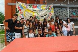 los ganadores de la edición 2011 de Tigre Recicla, también de la Técnica 1 de El Talar, regresaron hace pocos días de Córdoba