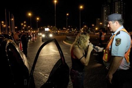 Tigre fortalece los controles para evitar accidentes de tránsito