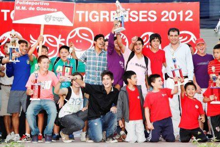 Tigre premió a deportistas de todo el distrito