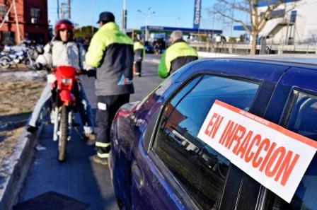 La provincia lanza plan de pagos para infracciones de tránsito