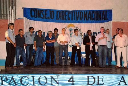 La UTA despidió el año en Tigre