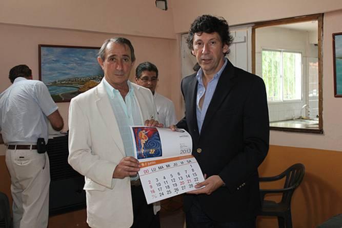 Se presentó en Boulogne el calendario que recordará a las Malvinas todo el año