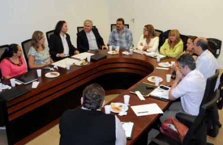 Reunión de organismos municipales de Defensa del Consumidor en Tigre
