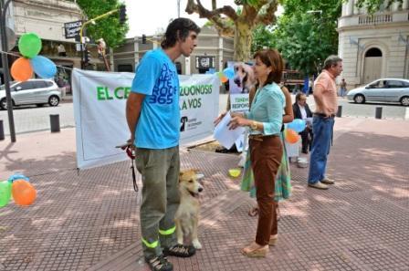 San Fernando promueve la tenencia responsable de mascotas