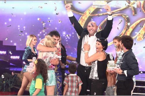 La Mole Moli ganó el Cantando 2012