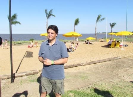 Se presentó Vicente López y Planes para el Verano