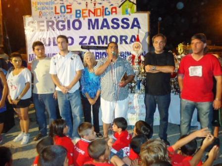 El Movimiento Solidario de Rincón de Milberg culminó el año junto a los vecinos