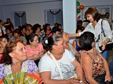 El Municipio homenajeó a las trabajadoras vecinales y sociales de San Fernando