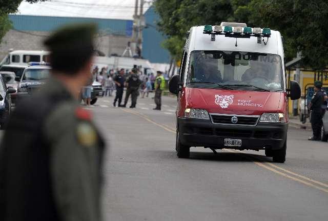 Un empleado mato a los dos dueños de la empresa Bascoy SA y a un compañero