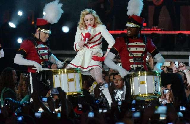 Madonna ofreció show histórico en Córdoba