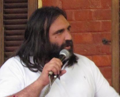 El jefe de los docentes bonaerenses de SUTEBA, Roberto Baradel