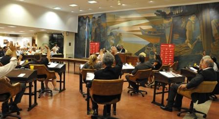 El HCD de Tigre aprobó un nuevo presupuesto histórico