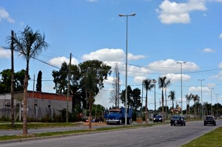 San Fernando plantó más de 3 mil árboles para embellecer  los principales accesos al distrito