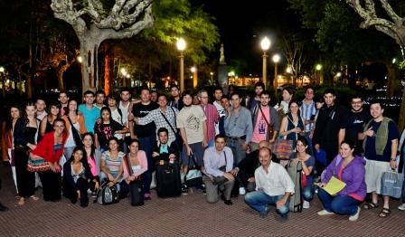 Los ganadores de San Fernando partieron hacia el Cosquín 2013