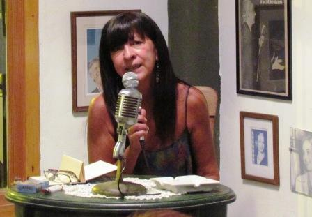 Diana Conti cargó contra la candidatura de Goycochea en Vicente López