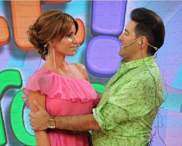Florencia Peña se despidió de Dale la tarde