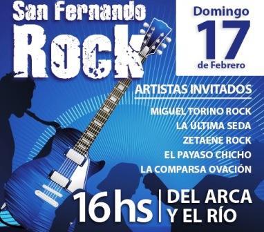 San Fernando Rock 2012 en la Costanera