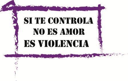 Grafitis en barrios de Tigre contra la violencia de género