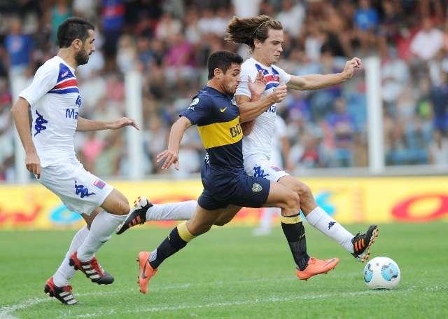 Tigre y Boca protagonizaron aburrido empate en Victoria