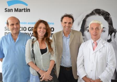 Katopodis presentó un nuevo Sistema de Turnos Telefónicos en los hospitales