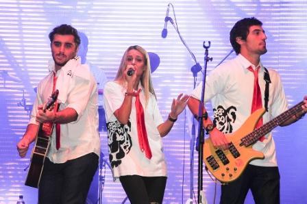 Más de 70.000 personas disfrutaron con Agapornis en Tigre