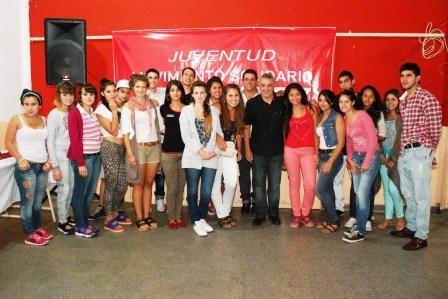 La Juventud de Benavídez se suma al Movimiento Solidario