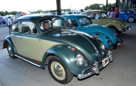 San Fernando fue sede del 3er. Encuentro Sudamericano de Volkswagens refrigerados por aire