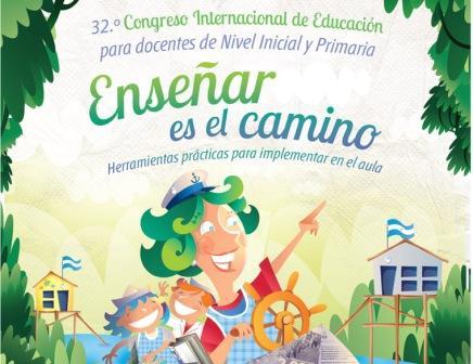 Congreso Internacional de Educación para docentes en Tigre