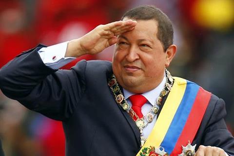 Falleció el Presidente de Venezuela Hugo Cháves