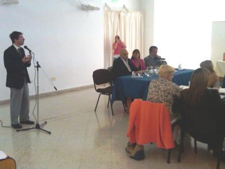 Se realizó la primera reunión de trabajo de los Defensores del Pueblo de la Provincia de Buenos Aires en el HCD de Vicente López