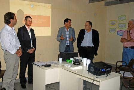Encuentro sobre Promoción Industrial en Tigre