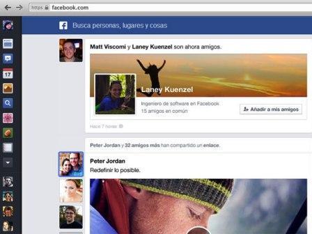 Facebook cambia diseño para introducir más publicidad