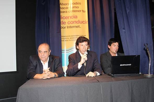 Lanzan en San Isidro un sistema para tramitar la licencia de conducir por internet