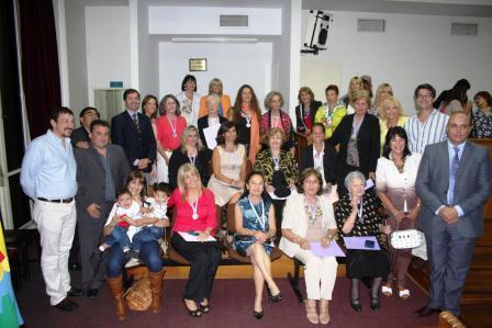 Reconocimiento a mujeres destacadas en el Concejo Deliberante de Vicente López
